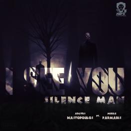 SILENCE MAN COVER